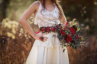 Opasky - Kvetinový opasok \