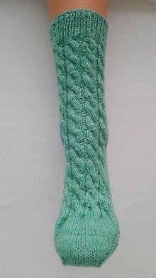 Obuv - Vlnené ponožky - 7971554_