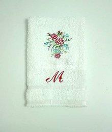 Úžitkový textil - Darčekový uteráčik  30x50 - 7976190_