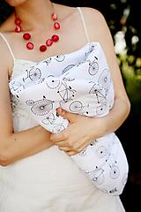 Textil - Podložka na mieru podľa typu kočíka - 7975936_