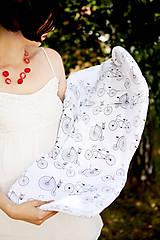 Textil - Podložka na mieru podľa typu kočíka - 7975937_