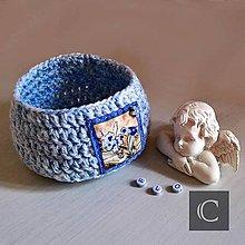 Košíky - Košíček Nezábudka - 7975871_