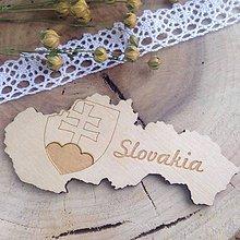 Magnetky - Slovakia magnetka - 7973325_