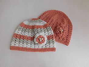 Detské čiapky - VÝPREDAJ - jarná čiapočka - 7975637_
