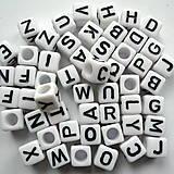 - KOCKY plast 6mm-abeceda-52ks - 7975118_