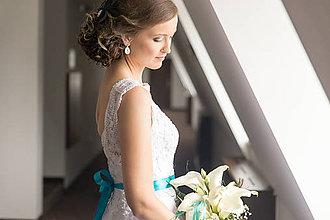 Náušnice - Wedding Drop - 7976787_