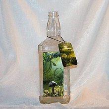 Nádoby - Darčeková fľaša Rudolfovi k 60-ke - 7976672_