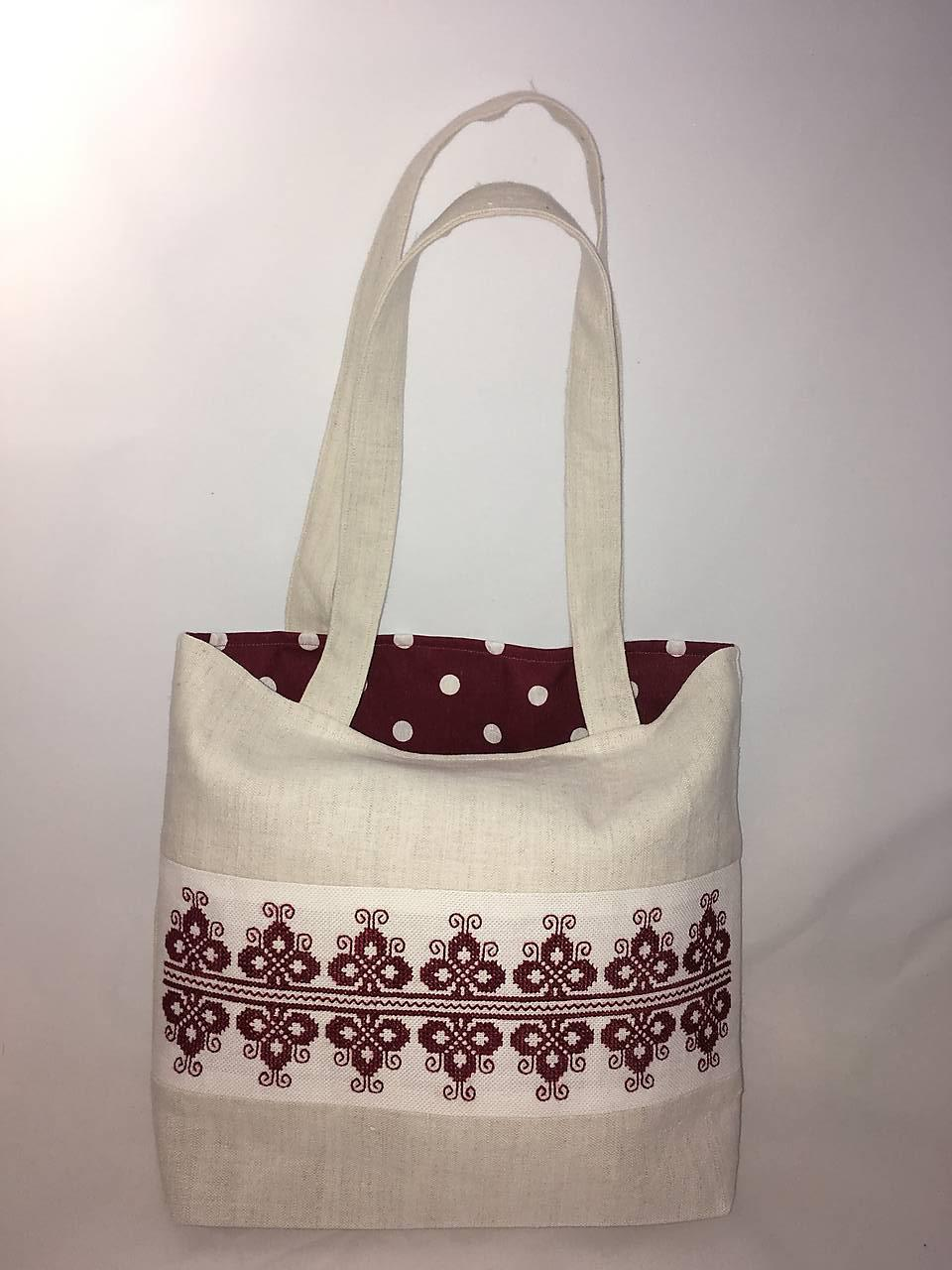 Plátenná taška s ľudovou výšivkou   TASKYODMARUSKY - SAShE.sk ... 3778a3c3534