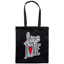 Nákupné tašky - Organická kabelka - poctivá plátená taška - 340g/m2 - 7973924_