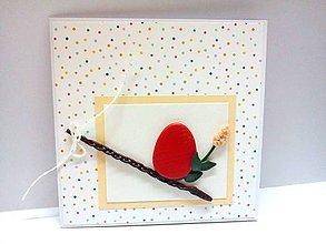 Papiernictvo - Pohľadnica ... Veľkonočná - 7979778_