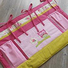 Textil - Vreckár Sova 75x50 - 7979248_