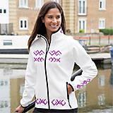 Kabáty - Softshellová bunda čičmianský vzor 1 - 7980342_