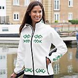 Kabáty - Softshellová bunda čičmianský vzor 1 - 7980344_