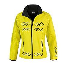 Kabáty - Softshellová bunda čičmianský vzor 1 - 7980333_