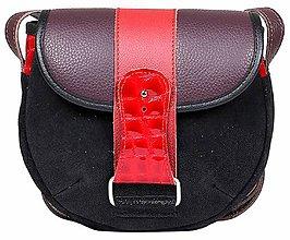 Kabelky - Malá kožená kabelka RULER - 7977894_