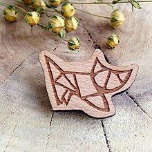 Odznaky/Brošne - Odznak Mačka - 7977641_