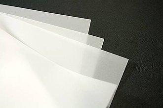 Papier - Pergamenový papier - vellum (A4) - 7978987_