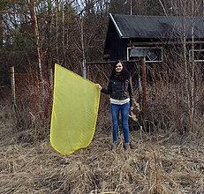 Nezaradené - vlajka žltá - 7979159_