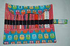 Úžitkový textil - háčiky - 7980105_