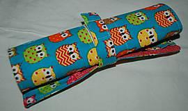 Úžitkový textil - háčiky - 7980107_