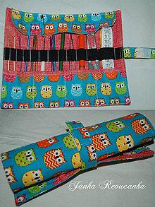 Úžitkový textil - háčiky - 7980108_