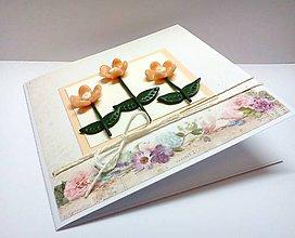 Papiernictvo - Pohľadnica ... v záhrade - 7983621_
