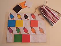 - Montessori priraďovačka - NANUKY - 7983034_