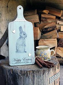 Pomôcky - Lopár so zajačikom I - 7982354_