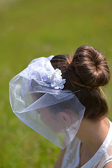 Ozdoby do vlasov - Romantique - 7984468_