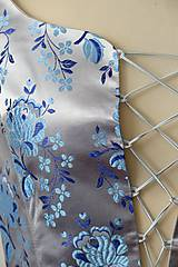 Topy - svadobný lajblík - 7980684_
