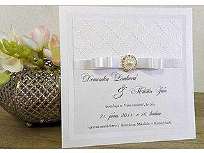 Papiernictvo - svadobné oznámenie 509 - 7983972_