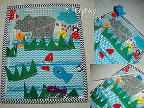 Hračky - rybky - 7984251_