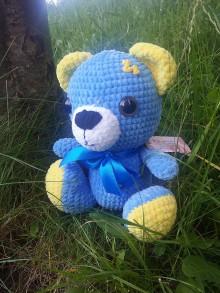 Hračky - medvedik - 7985020_