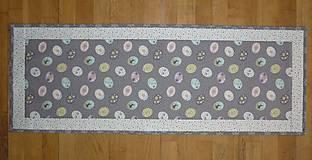 Úžitkový textil - Obrus, štóla VEĽKONOČNÉ VAJÍČKA 1 - 7985833_
