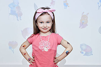 Nezaradené - Dočasné tetovačky - by Simona Čechová - 7985442_