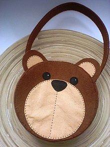 Detské tašky - Detská kabelka MACKO - 7987784_