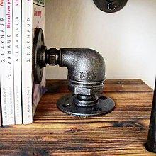 Nábytok - Industriálná zarážka na knihy - 7986630_