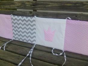 Textil - Hniezdo pre princeznu - 7988264_