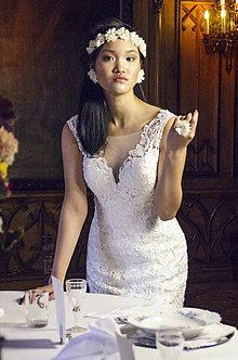 Prstene - Elegantný prsteň - kvietinka - 7984748_