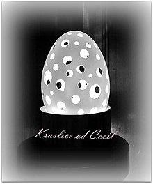 Dekorácie - Husacia kraslica - ementál - 7988684_
