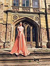 Šaty - Salmon Dress - 7988362_