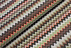 Textil - Chevron tropicarium - 7990394_