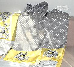 Textil - Závesy set 2ks - 165cmx100cm - 7990221_