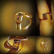 Prstene - turmalínový krištál - 7991415_