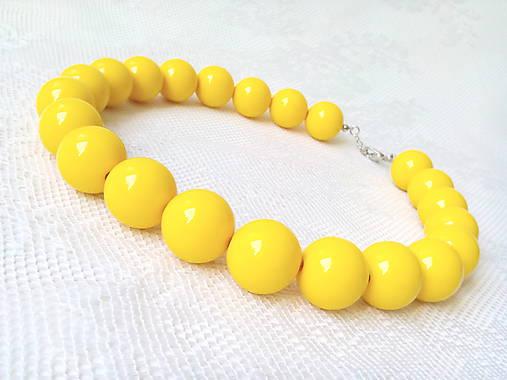 b9b3a7212 Big Retro BonBons (yellow) / BonBonBijoux - SAShE.sk - Handmade ...