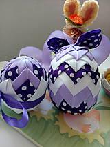 Dekorácie - Sada 2 vajíčok pre ocina a pre syna. - 7991433_