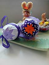 Dekorácie - Sada 2 vajíčok pre ocina a pre syna. - 7991434_