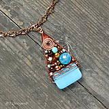 Náhrdelníky - Náhrdelník BALI - 7989446_