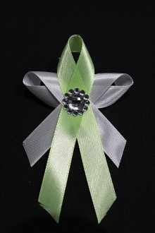 Pierka - Svadobné pierko - motýlik sv. zelený - 7994112_