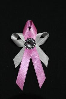 Pierka - Svadobné pierko - motýlik ružový - 7994233_